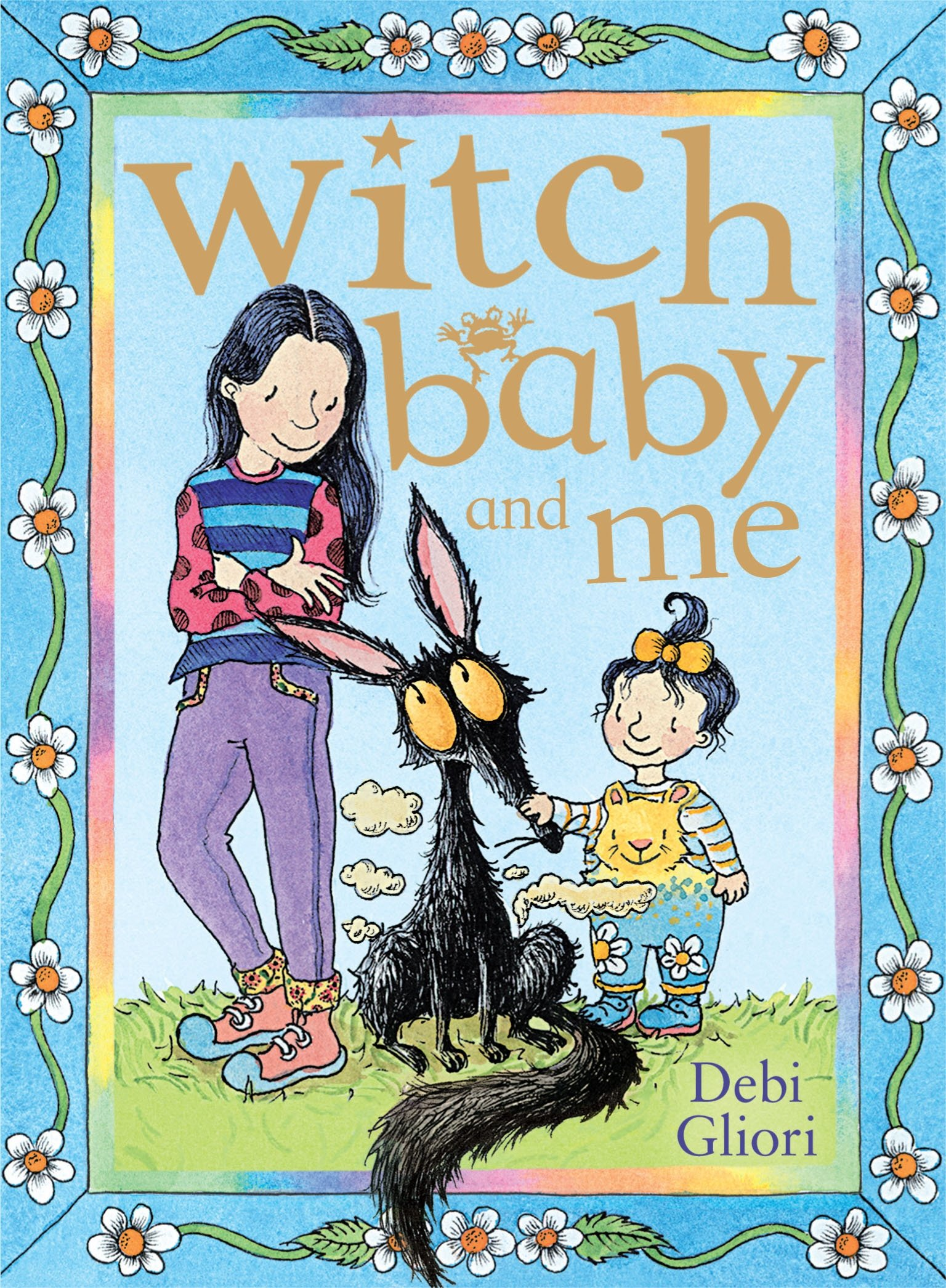 Read Online Witch Baby and Me pdf epub