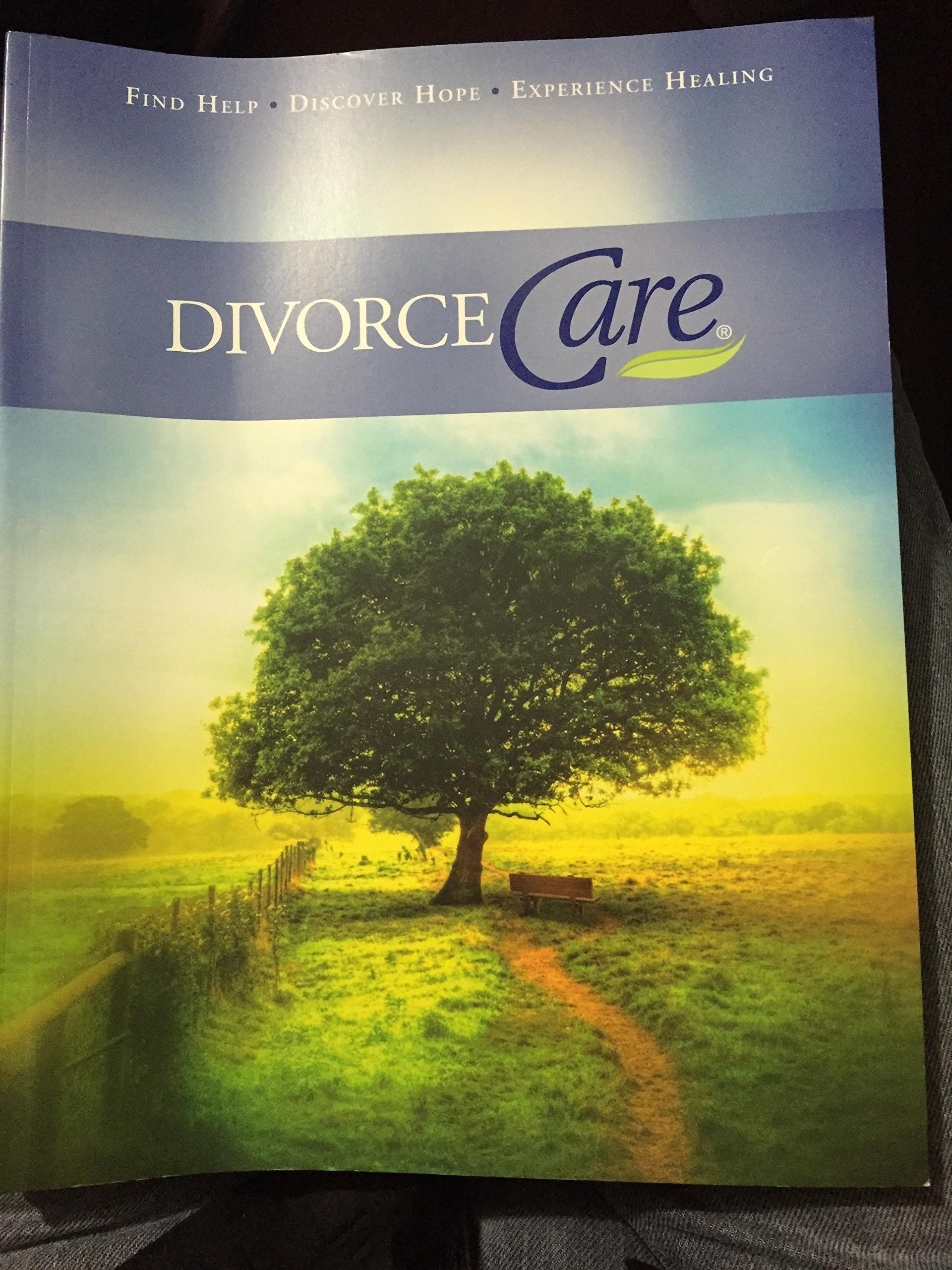 Download DivorceCare New Edition Participant Workbook; Find Help, Discover Hope, Experience Healing pdf