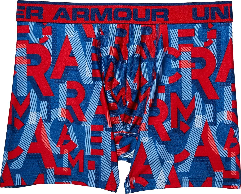 Under Armour Men\'s Original Series Printed Boxerjock