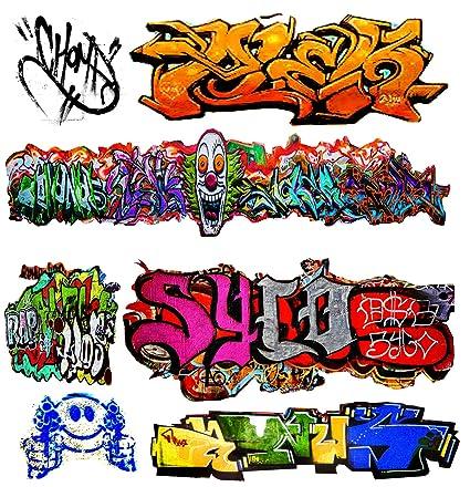 O scale custom graffiti decals 18 weather your box cars hoppers gondolas