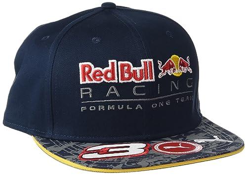 f62ba52651508 Puma RBR Daniel Ricciardo Baseball Cap Flat Brim Cap