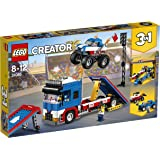 LEGO Creator 3in1 Mobile Stunt Show 31085 Playset Toy