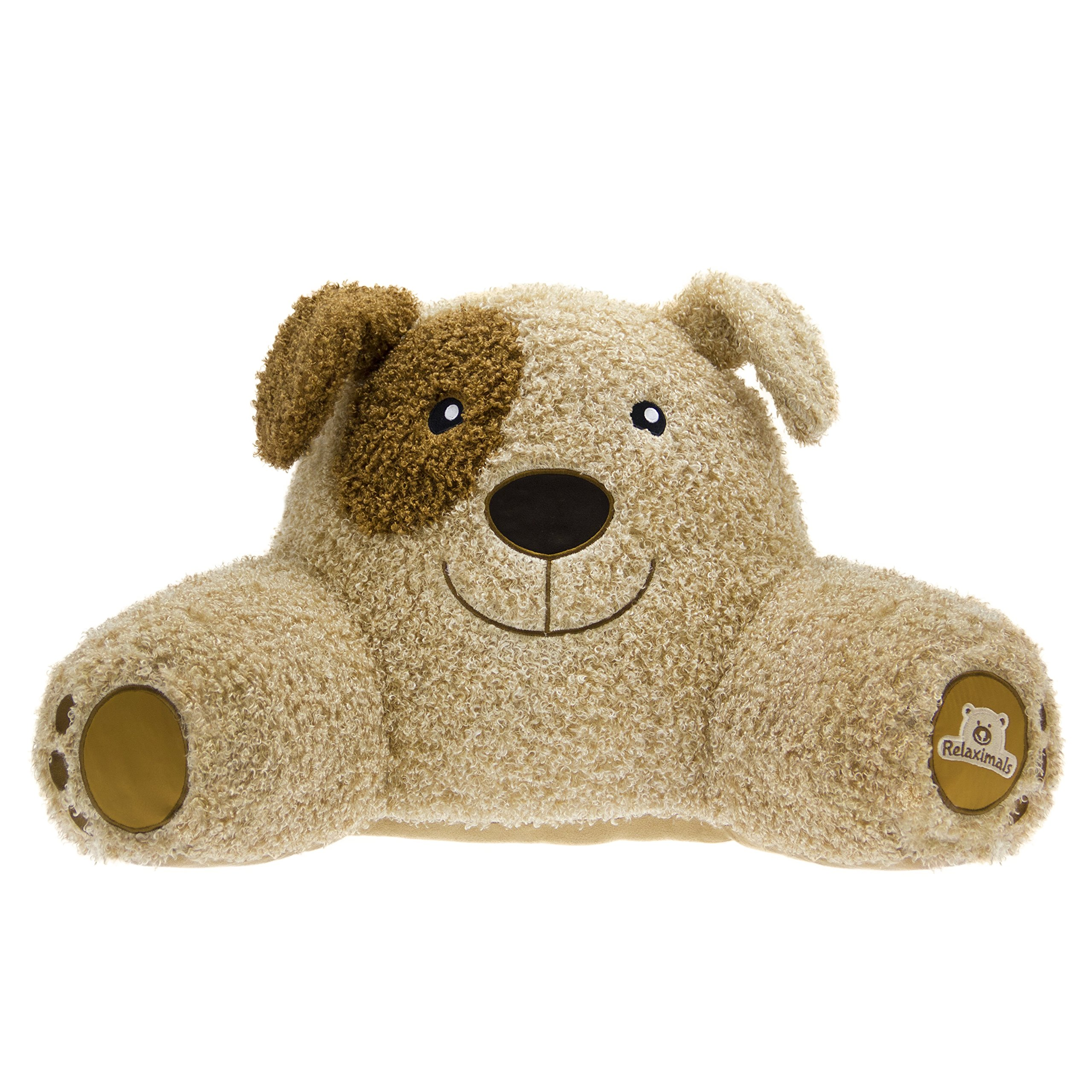 Relaximals Puppy Dog Kids Reading Pillow