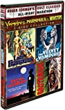 Vampires, Mummies And Monsters Collection: Roger Corman Cult Classics (Lady Frankenstein, Time Walker, The Velvet Vampire & Grotesque)