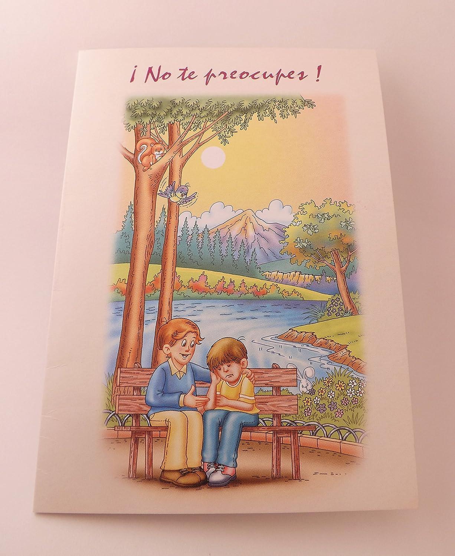 Amazon.com : No te Preocupes! --- tarjeta -- Spanish ...