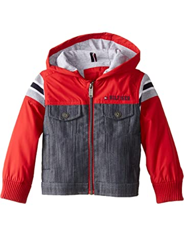 50af5f48300af3 Tommy Hilfiger Boys  Reed Windbreaker