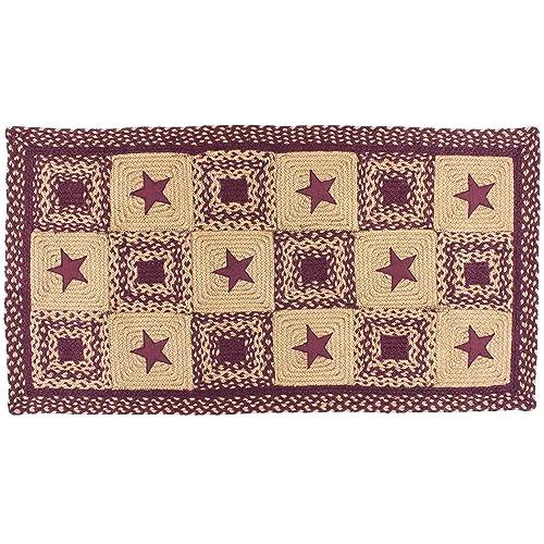 Well Woven Amestris Blue Red Modern Heriz Vintage Distressed Medallion Area Rug 8×11 7 10 x 9 10 Persian Oriental Carpet