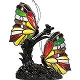 Meyda Tiffany Custom Lighting 98907 Pianta Fused Glass 1