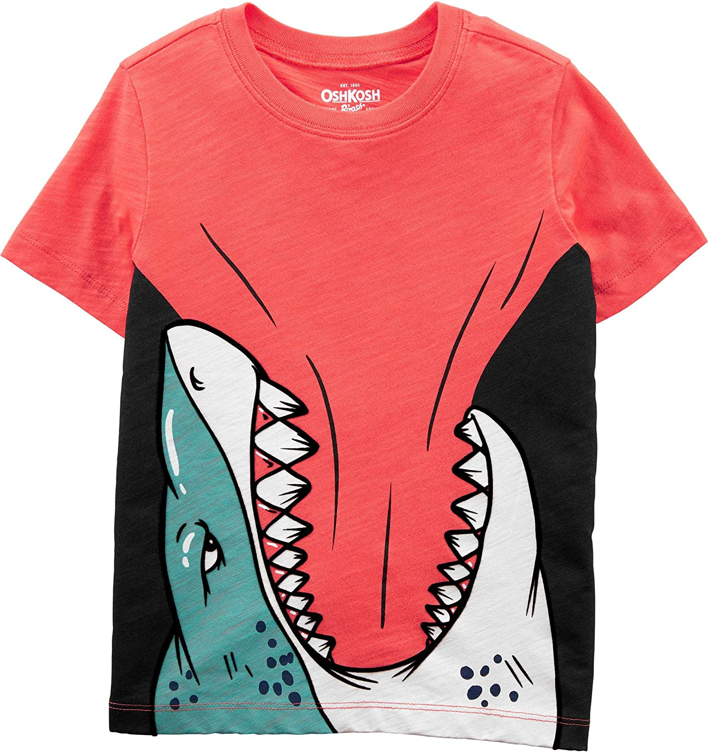 OshKosh B'Gosh Boys' Short Sleeve Tee