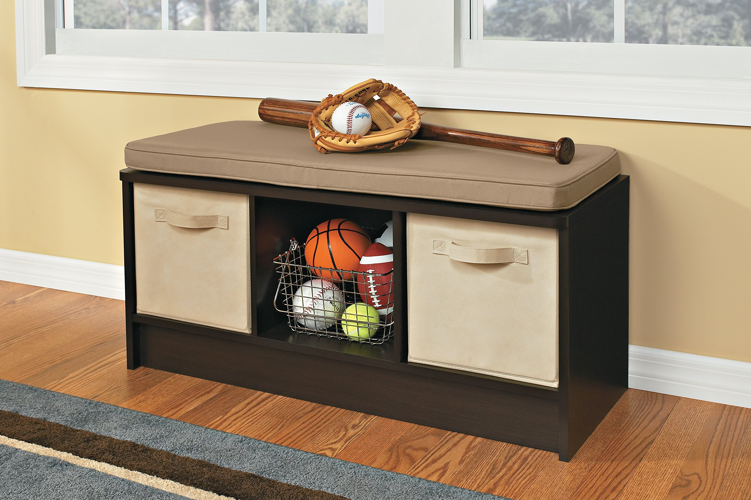 sto shoe bench storage cube coat with inspiring interior ottoman cushion benches entryway home cubbie rack ideas