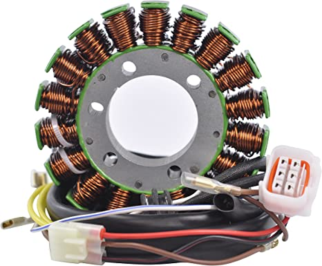 Caltric STATOR /& REGULATOR RECTIFIER Fits YAMAHA BRUIN 350 2004 2005 2006 with GASKET