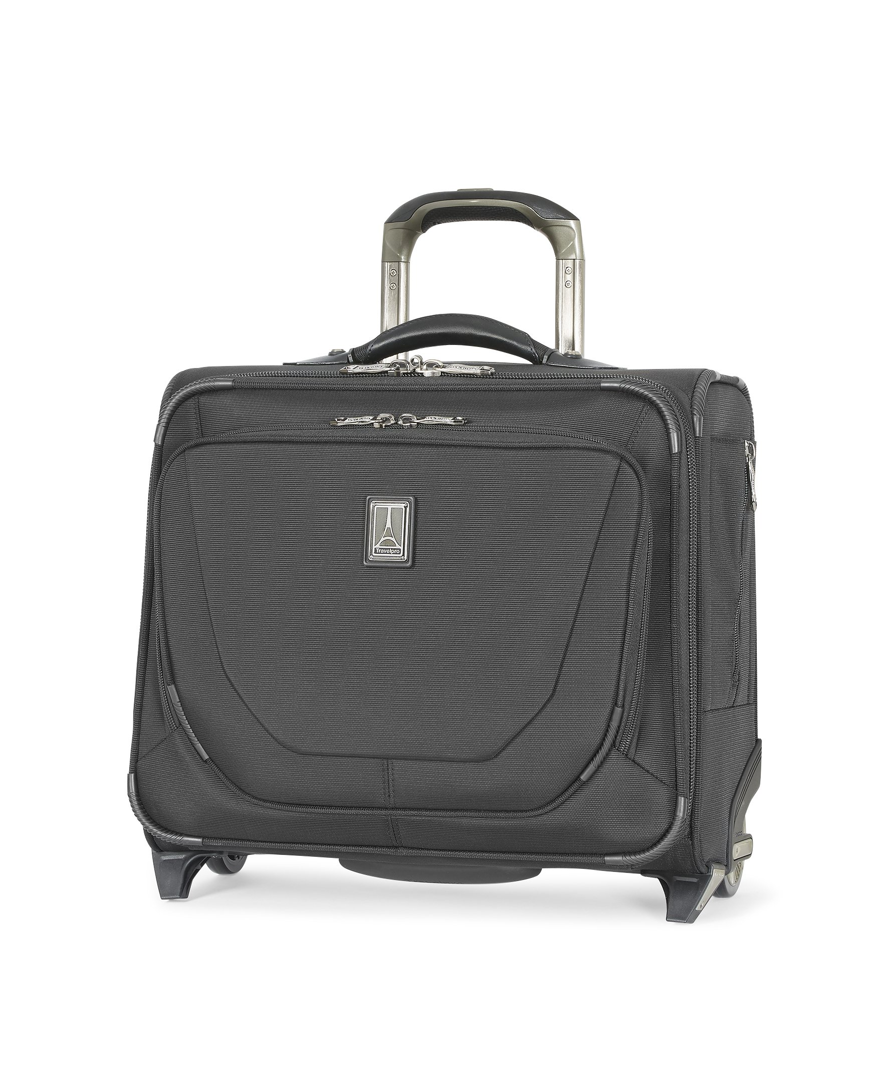 Travelpro Crew 11 Rolling Tote, Black