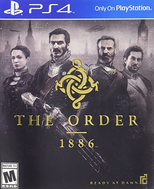 The Order: 1886 - PS4 [Digital Code]