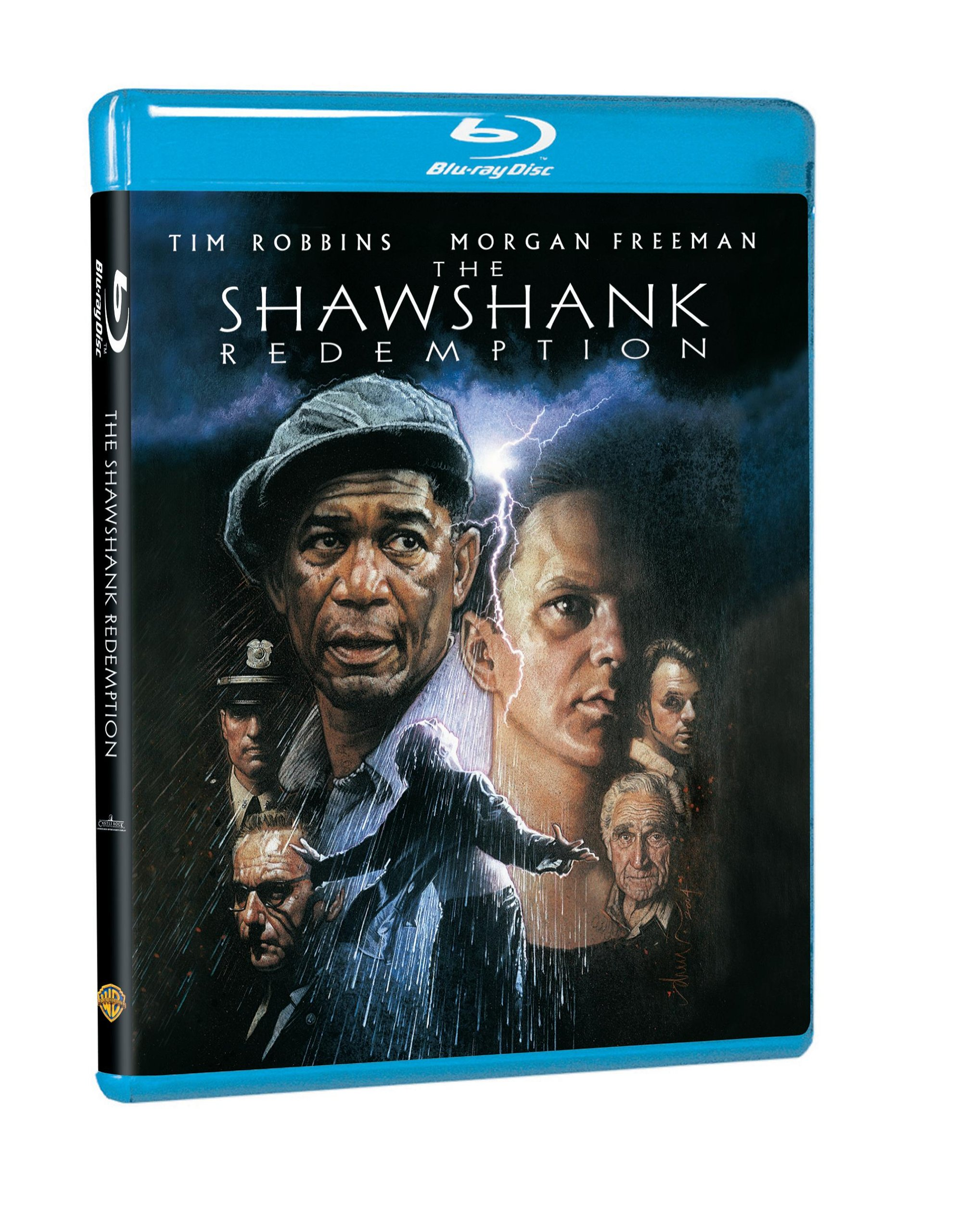 Blu-ray : The Shawshank Redemption (Blu-ray)