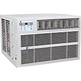 Perfect Aire 3PACH8000 8,000 BTU Window Air Conditioner With Electric  Heater, 300 350 Sq