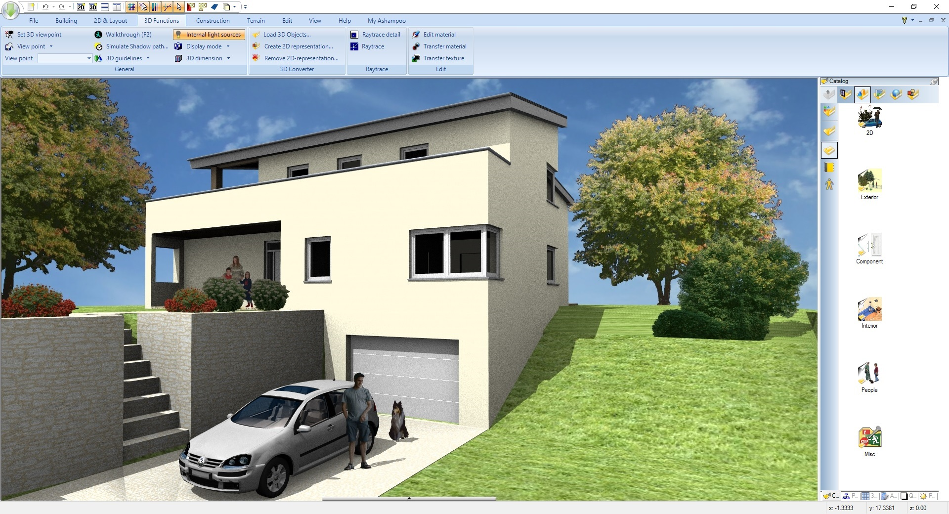 Ashampoo Home Designer Pro 4 [Download]: Amazon.de: Software