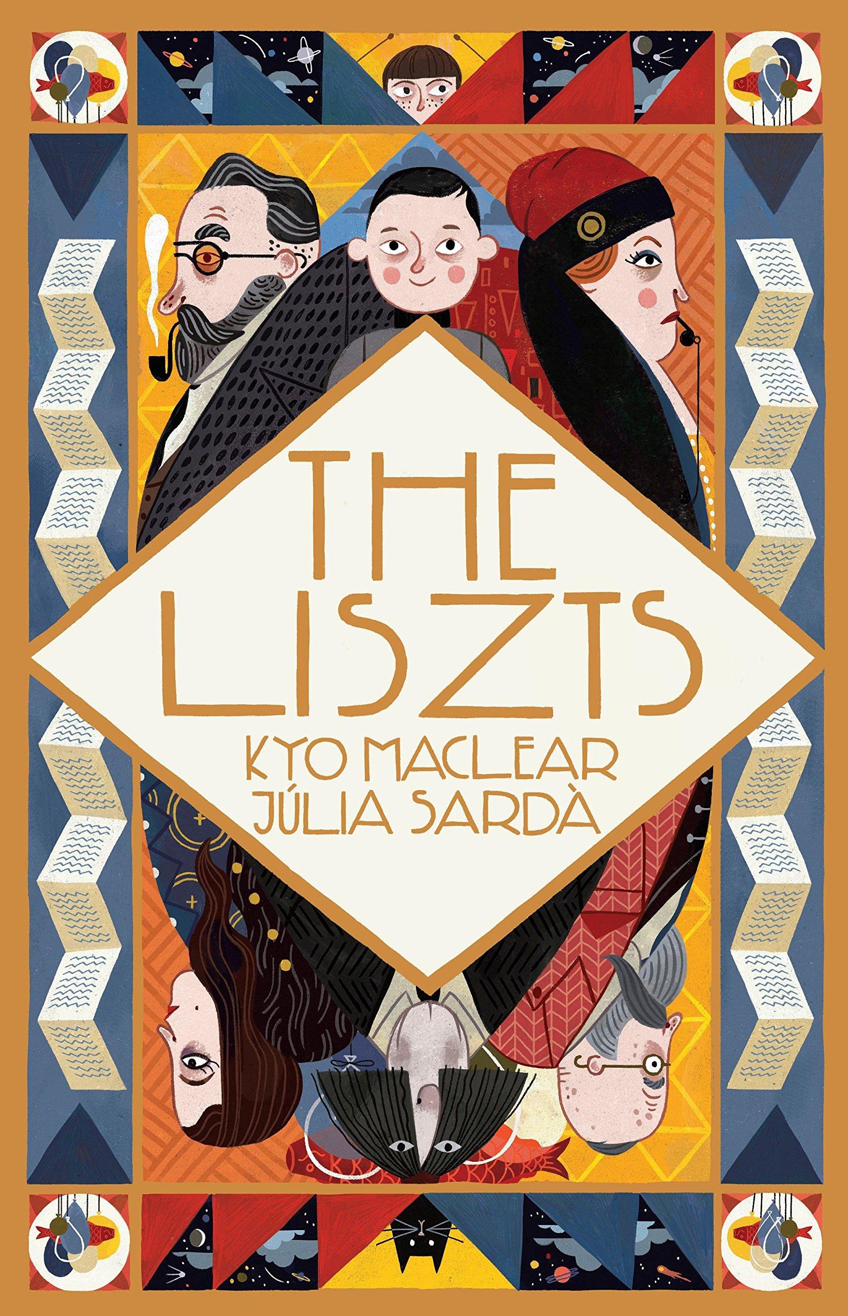 The Liszts: Maclear, Kyo, Sardà, Júlia: 9781770494961: Amazon.com: Books