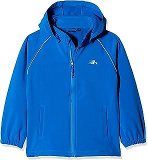 NAME IT Jungen Jacke Nitalfa Softshell Jacket Hb Blue NMT Fo  Amazon ... 782b13d5160
