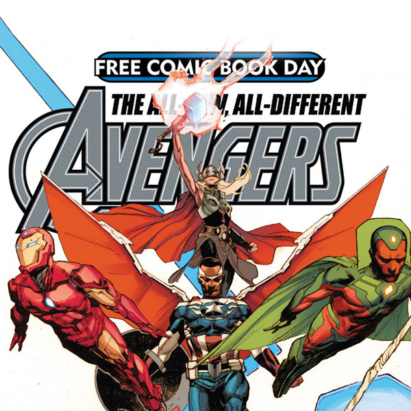 FCBD 2015: Avengers (Issues) (2 Book Series)