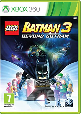 LEGO Batman 3: Beyond Gotham (Xbox 360): Amazon.co.uk: PC & Video ...