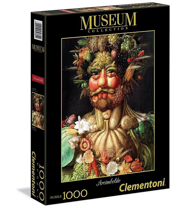 4 opinioni per Clementoni 39331- Puzzle Museum,