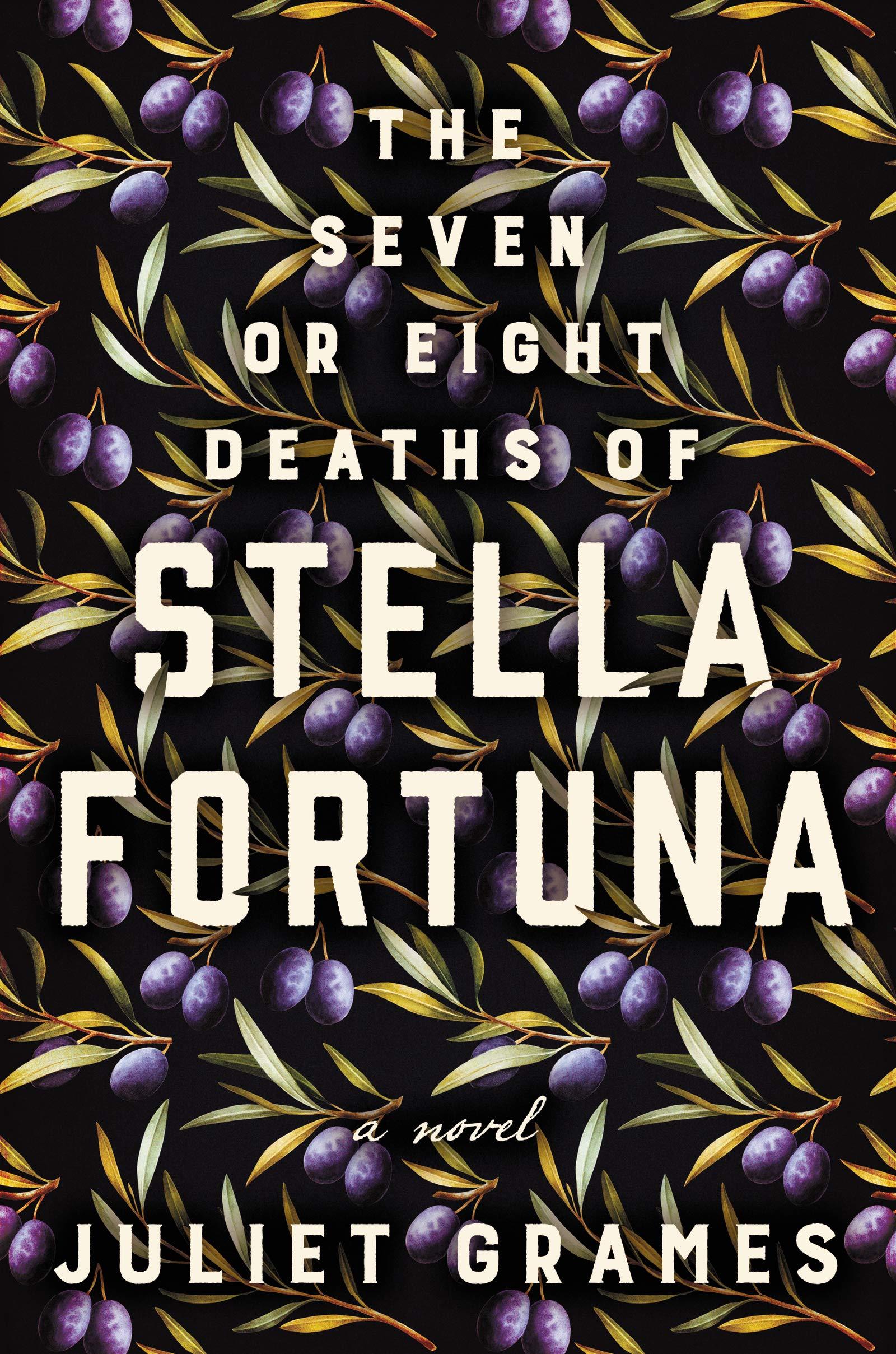 ویکالا · خرید  اصل اورجینال · خرید از آمازون · The Seven or Eight Deaths of Stella Fortuna: A Novel wekala · ویکالا