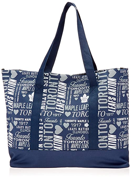 4a30c0a8a2 Amazon.com   Toronto Maple Leafs Womens Collage Tote   Sports   Outdoors