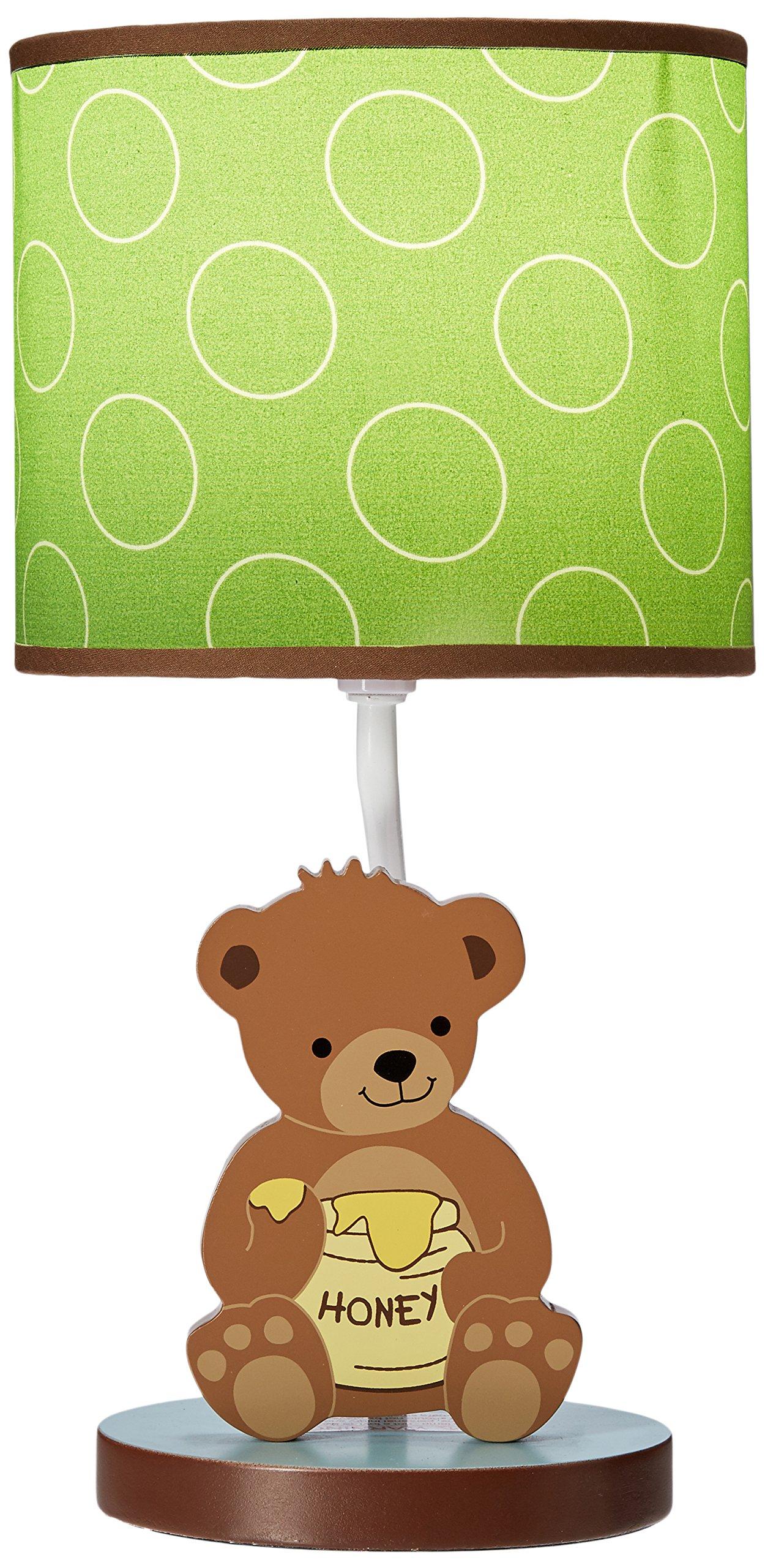 Amazon Com Bedtime Originals Honey Bear 3 Piece Crib