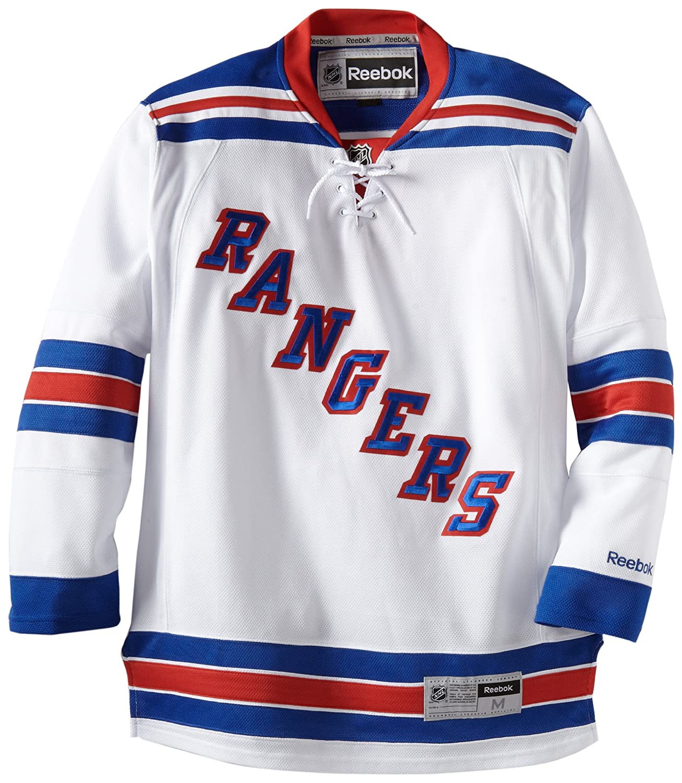 new product c1b69 045d4 NHL New York Rangers Premier Jersey, White