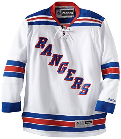 b5d088e1d Amazon.com   NHL New York Rangers Premier Jersey