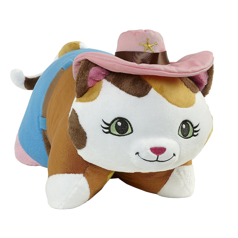 Pillow Pets Disney Sheriff Callies Wild West Sheriff Callie Stuffed Animal Plush Toy