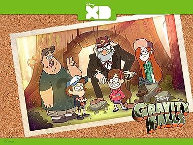 Amazon com: Gravity Falls Volume 4: Jason Ritter, Alex Hirsch