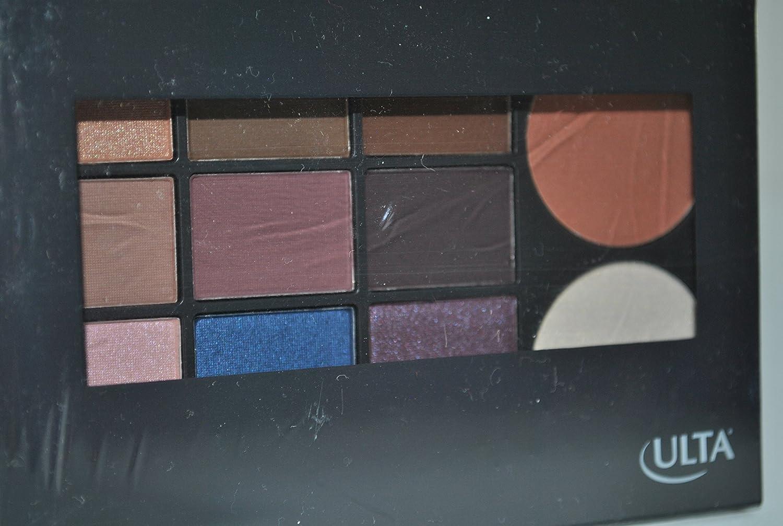 amazon com ulta eye shadow blush u0026 highlighter palette beauty