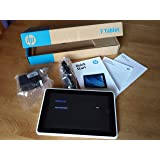 HP 7 1800 7-Inch, 8 GB Tablet, Expandable to 32 GB (White)
