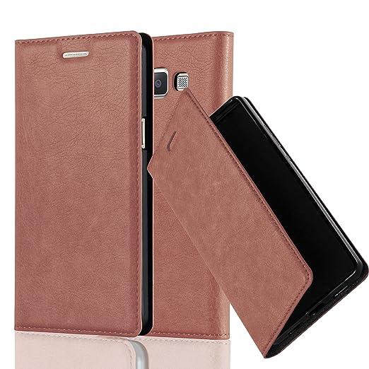 4 opinioni per Cadorabo- Custodia Book Style per Samsung Galaxy A5 (Modello 2015) Design