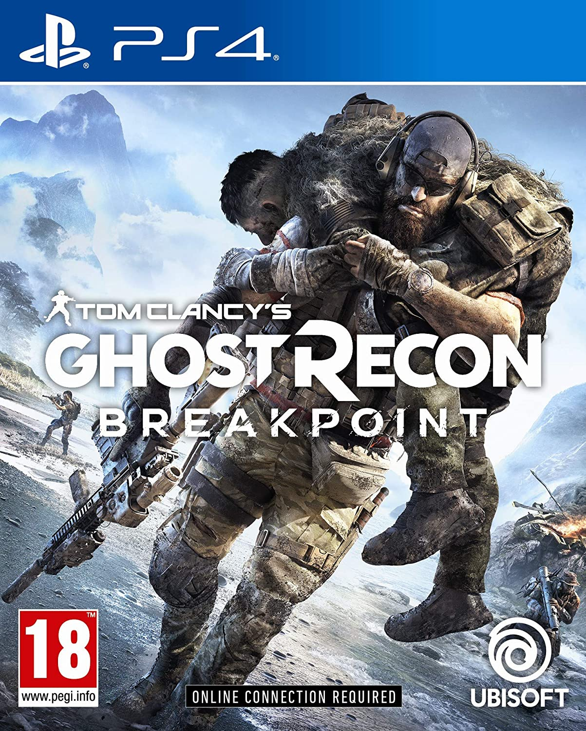 Tom Clancy's Ghost Recon Breakpoint - PlayStation 4 [Importación inglesa]