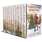 Christmas Town Homecoming: A 10-Book Connected Holiday Romance Collection (Heartwarming Christmas Town Series)
