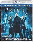 Priest 3D: Unrated - Prêtre 3D [Blu-ray 3D] (Bilingual)