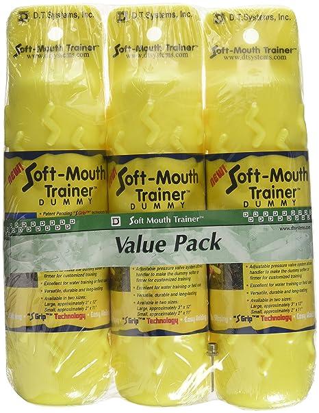 D.T. Systems Soft-Mouth Trainer - Chupete de plástico para ...