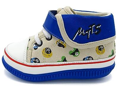 6702ac871b6bd Tchou Tchou Shoes - High shoes Fashion   Street - Chausures Premiers pas - Bébé  Garçon