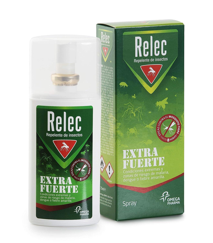Antimosquitos RELEC extrafuerte