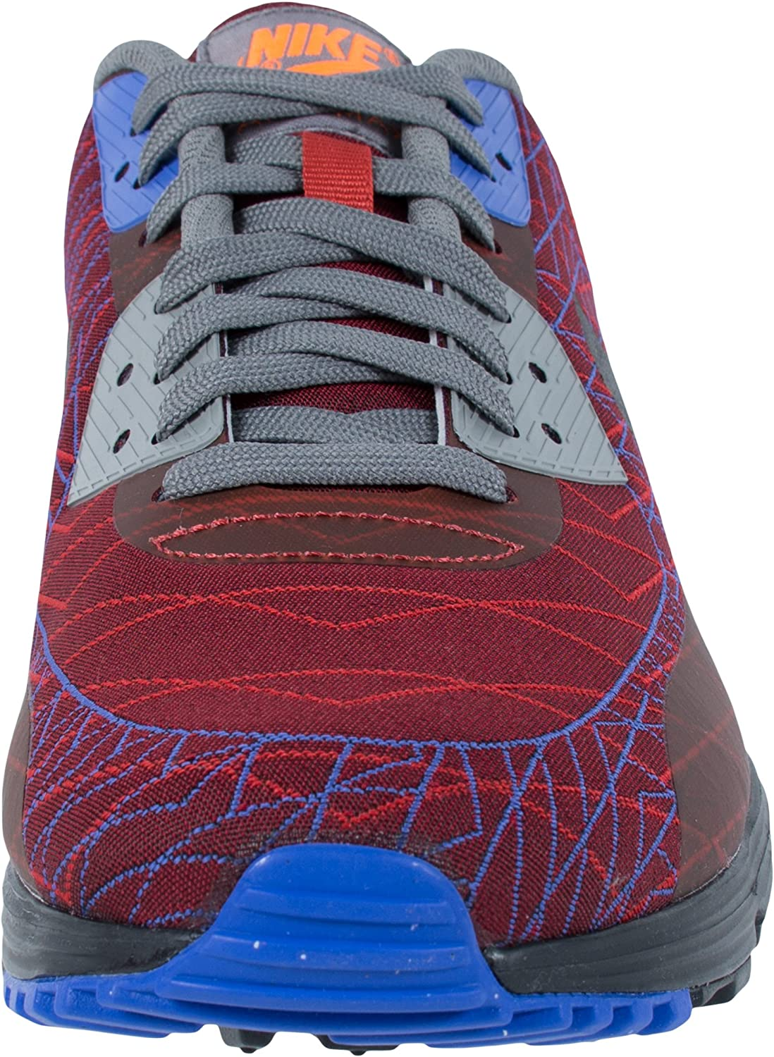 Nike Air Max Lunar 90 Jacquard Multi Mens Trainers 8.5 US