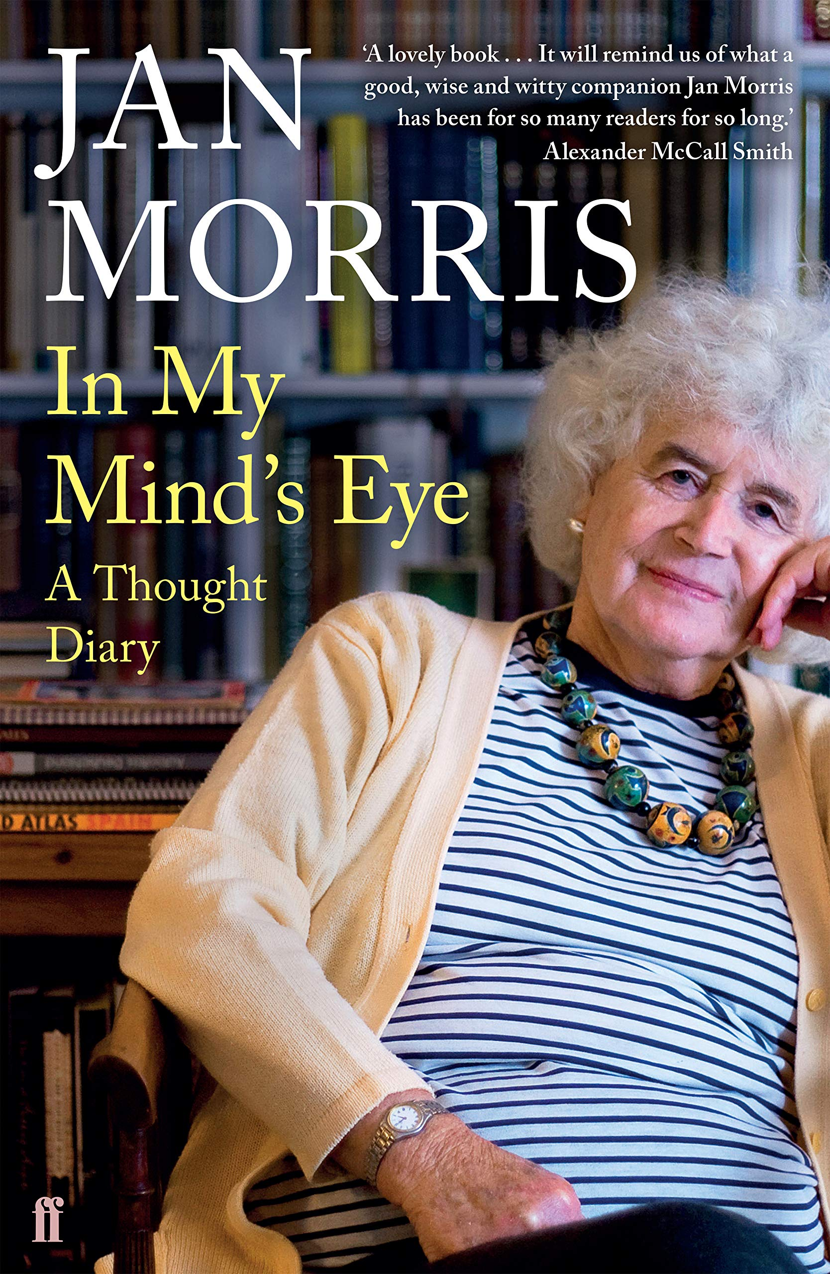 383718f834487 In My Mind's Eye: A Thought Diary: Amazon.co.uk: Jan Morris ...