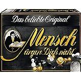 Schmidt Spiele 49290 Jeu de Famille Mensch Aergere Dich Nicht  Edition, Noir