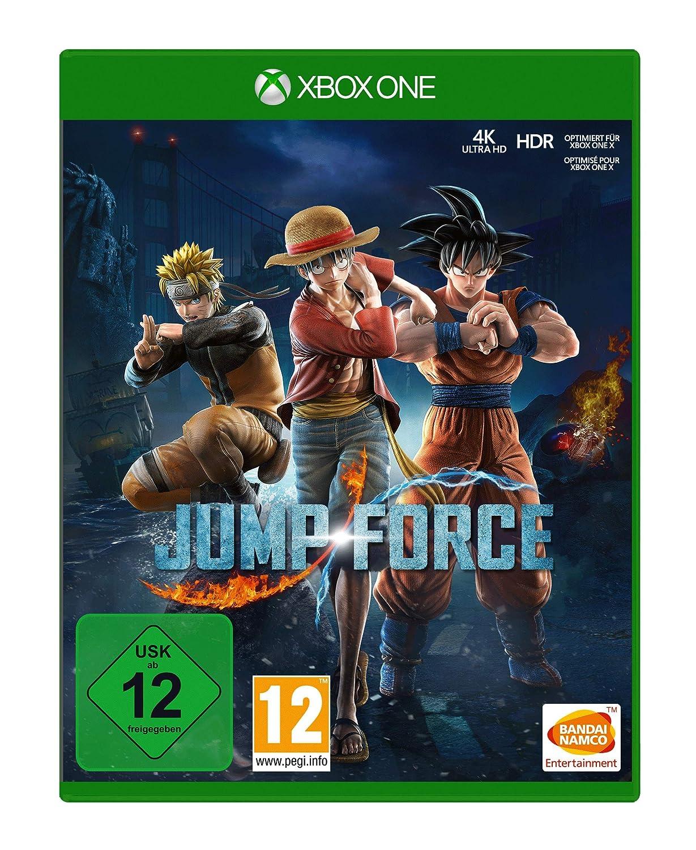 Jump Force - Xbox One [Importación alemana]: Amazon.es: Electrónica
