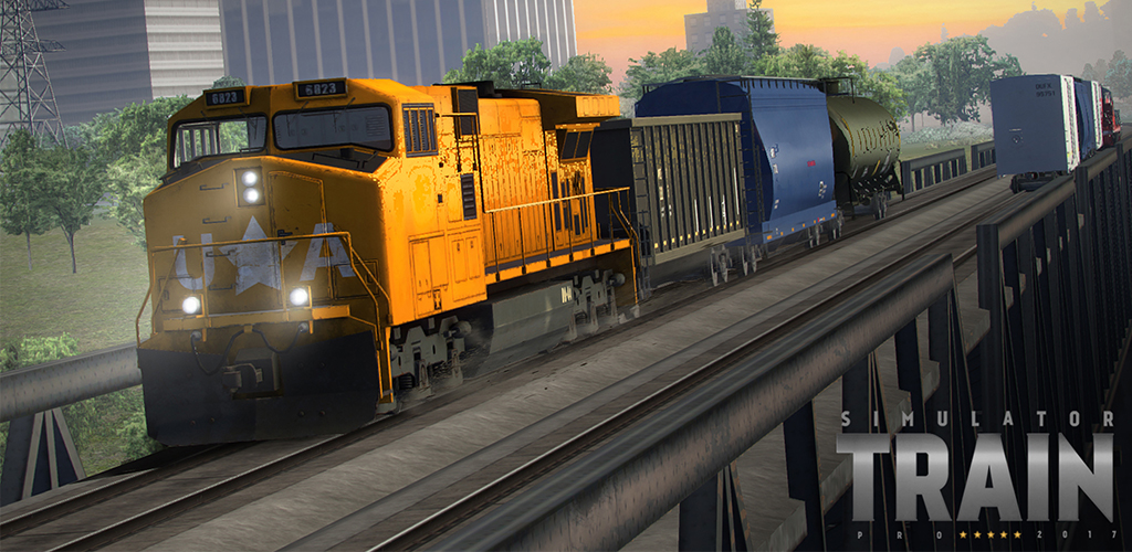 Train Simulator PRO 2018: Amazon.es: Appstore para Android