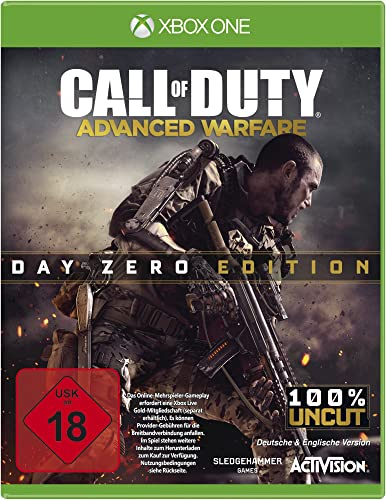Activision Call of Duty: Advanced Warfare, Xbox One - Juego (Xbox ...