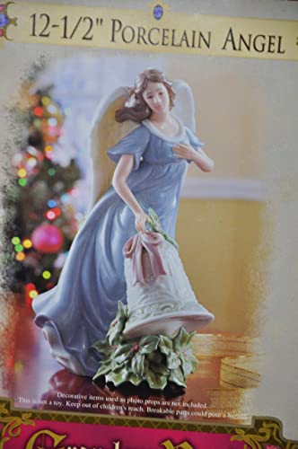2002 Grandeur Noel Colloector s Edition 12 1 2 Porcelain Angel