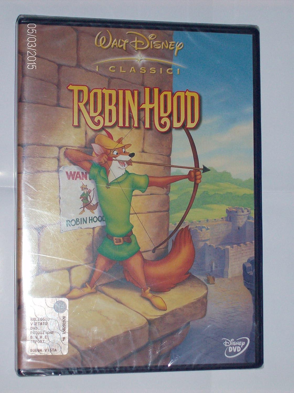 Robin Hood [IT Import]: Amazon.de: Wolfgang Reitherman: DVD & Blu-ray