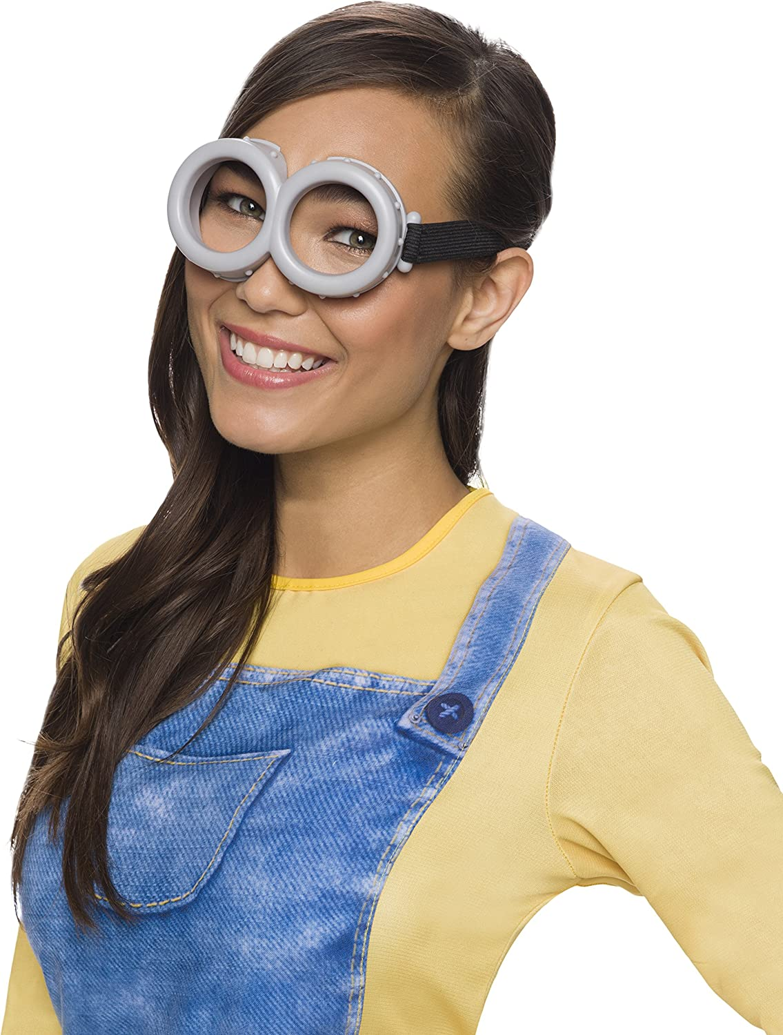 Minion Goggles Adult /& Kids Despicable Me Costume Glasses Halloween Fancy Dress